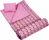 "HORSES ""PINK"" Sleeping Bag for Kids"