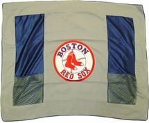 Boston Red Sox Authentic Sham