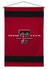 Texas Tech Red Raiders Sidelines Wall Hanging