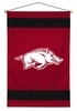 Arkansas Razorbacks Sidelines Wall Hanging