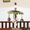 Forest Friends Musical Crib Mobile