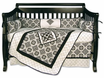 VERSAILLES Nursery Bedding & Accessories by Trend Lab