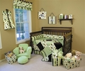 GIGGLES Nursery Bedding & Accessories by Trend Lab