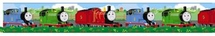 Thomas & Friends Wall Border
