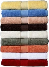 Bath Towels &  Towel Ensembles