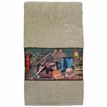 Great Outdoors Bath Towel