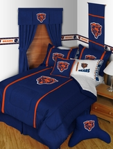Chicago Bears MVP Bedding