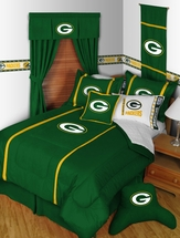 Green Bay Packers MVP Bedding