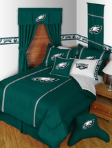 Philadelphia Eagles MVP Bedding