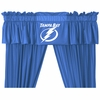 "TAMPA BAY LIGHTNING 84"" Drapes-Sidelines"