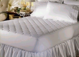 EGYPTIAN COTTON Mattress Pads by Wamsutta®