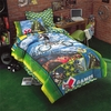 X-GAMES MOTOCROSS Twin Bedskirt