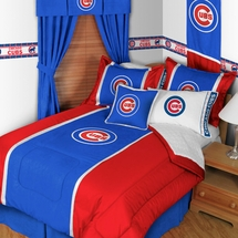 Chicago Cubs MVP Bedding