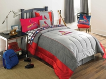 St Louis Cardinals MLB Authentic Bedding