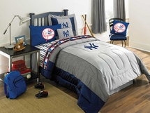 Yankees MLB Authentic Pillow Sham