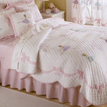Ballet Lessons Quilted Bedding & Accessories