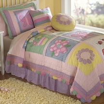 Annas Dream Quilted Bedding & Accessories
