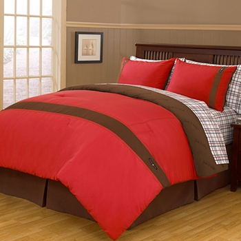 complete bed ensembles beverly polo club comforter