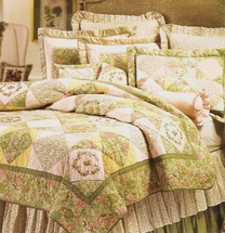 Ashleigh Cotton  Bedding Accessories (Bed Ruffles)