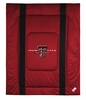 Sidelines TEXAS TECH RED RAIDERS Full/Queen Comforter