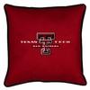 "Sidelines TEXAS TECH RED RAIDERS 17"" Square Pillow"