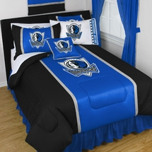 Dallas Mavericks Sidelines NBA Basketball Bedding