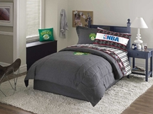 SEATTLE SONICS Denim Comforter & Sheet Set Combo