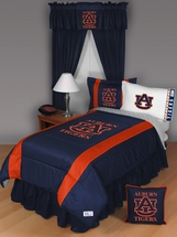 Sidelines Auburn Tigers Bedding and Accessories