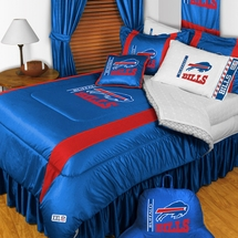 Sidelines BUFFALO BILLS Bedding and Accessories