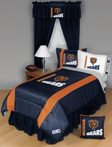 Sidelines Chicago Bears Bedding and Accessories