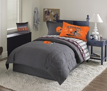 Cleveland Browns Denim Bedding Accessories