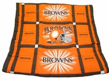 Cleveland Browns Classics Bedding