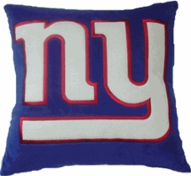 NEW YORK GIANTS NFL Pillows & Accessories