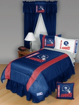 Sidelines NEW YORK GIANTS NFL  Bedding and Accessories