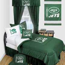 New York Jets Locker Room Bedding & Accessories