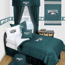 Philadelphia Eagles Locker Room Bedding & Accessories