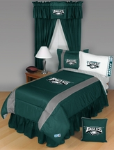 Sidelines Philadelphia Eagles Bedding and Accessories