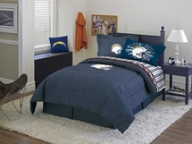 San Diego Chargers Denim Bedding Accessories