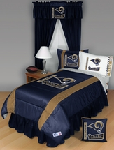 Sidelines ST. LOUIS RAMS Bedding and Accessories