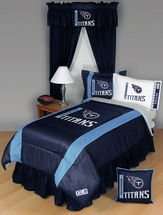 Sidelines TENNESSEE TITANS Bedding and Accessories