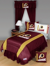 Sidelines WASHINGTON REDSKINS Bedding and Accessories