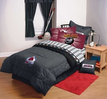 COLORADO AVALANCHE   NHL Hockey Bedding
