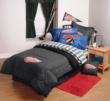 DETROIT RED WINGS   NHL Hockey Bedding and Accessories