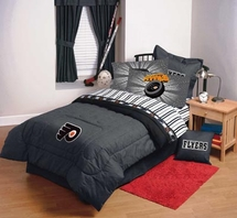 PHILADELPHIA FLYERS   NHL Hockey Bedding Accessories