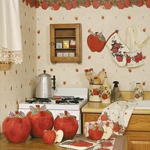 Country Apple Kitchen Collections