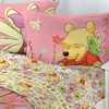 Winnie the Pooh- Cheerful Friendly Full Size Sheet Sets