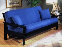 Solid Color Futon Covers