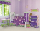 BABY BUTTERFLY Nursery Bedding & Accessories by Trend Lab