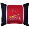 St Louis Cardinals Pillow Sham-Sidelines