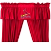 St. Louis Cardinals Valance-Sidelines